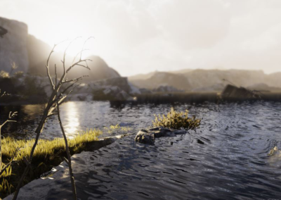AS Water Shader